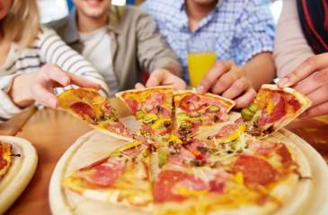 Современная пиццерия