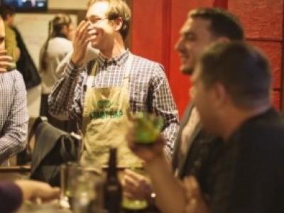 Популярный бар с подтверждённой прибылью