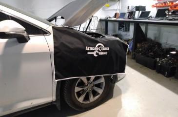 Компания по ремонту автомобилей.