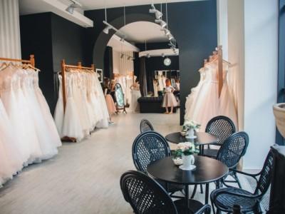 Салон свадебных платьев и аксессуаров (продано)