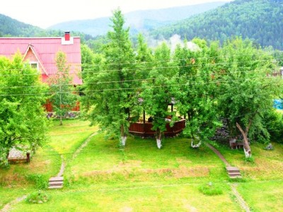 Турбаза в Горном Алтае (продано)