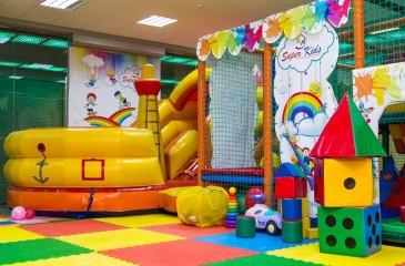 Детская игротека в Октябрьском районе