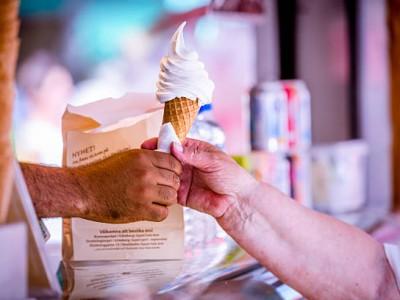 Мягкое мороженое - прибыльная точка