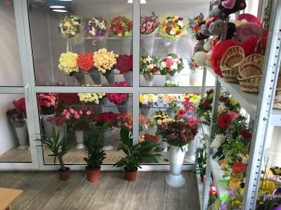 Цветочный салон в Индустриальном районе