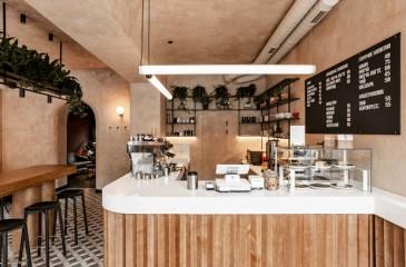 Кофейня в центре