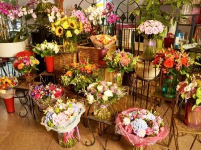 Цветочный магазин (франшиза)