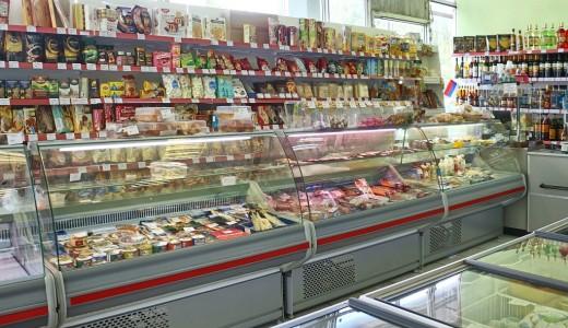 Продуктовый магазин в Белых Росах (продано)
