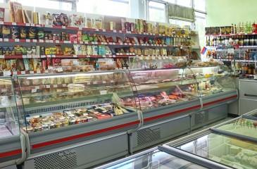Продуктовый магазин в Белых Росах