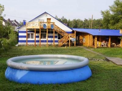 База отдыха в Горном Алтае