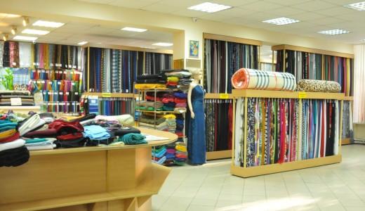 Сеть текстильных магазинов