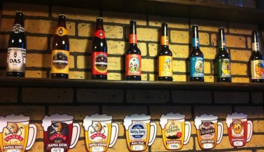 Магазин пивных напитков в Красноярском крае