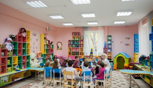 Детский сад на 40 детей