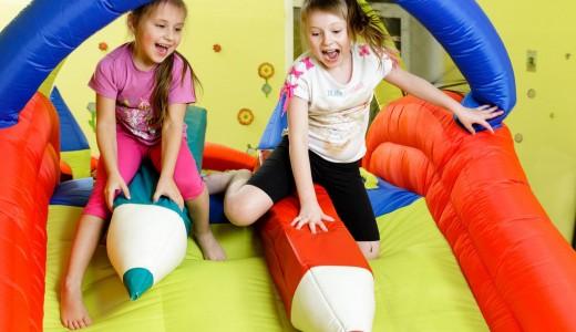 Детский игровой центр+кафетерий