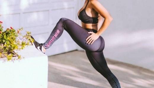 Интернет магазин спортивной одежды (Продано)