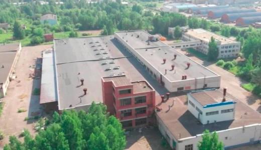 Производственная база с арендаторами