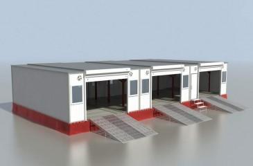 Автомойка – модульный комплекс в собственности
