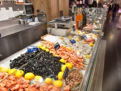 Магазин морских деликатесов