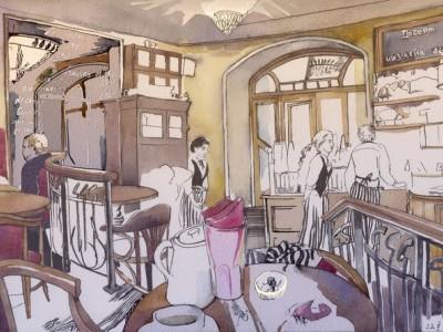 Перспективный кафе - бар в Железнодорожном районе (продано)