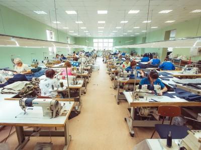 Федеральное производство детской одежды