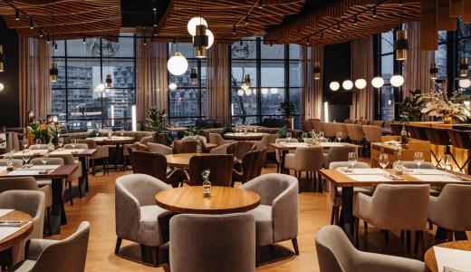 Известный кофейный ресторан