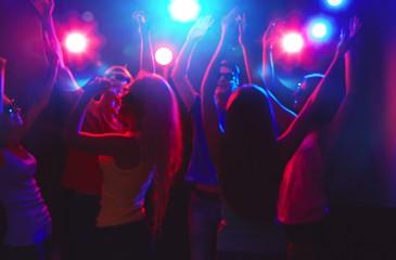 Раскрученный диско-бар