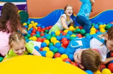 Детский развлекательный центр на Взлетке (продано)
