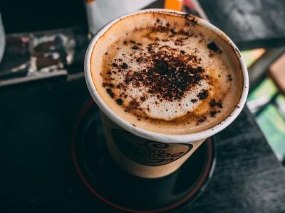 Кофе на вынос в центре города