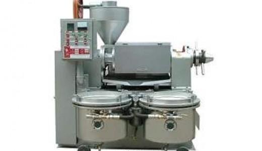 Пресса для производства подсолнечного масла