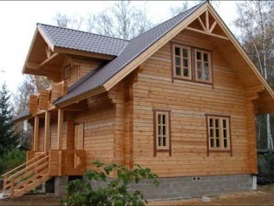 Производство каркасных домов из бруса