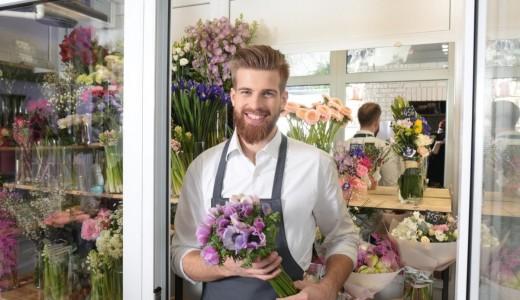 Цветочный магазин в центре города (продано)