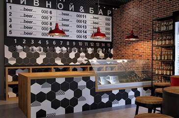 Магазин разливных напитков в Советском районе