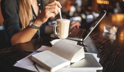 Стильная кофейня в известном ТРЦ