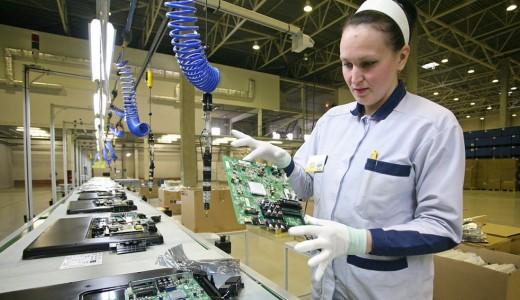 Компания по производству электроники 24 года работы