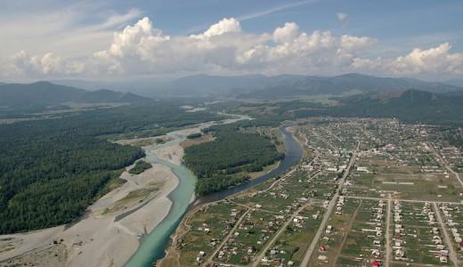 Круглогодичная база отдыха в Горном Алтае