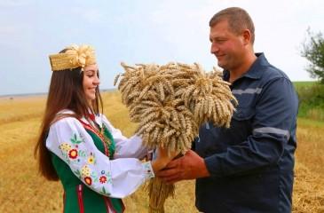 """""""Живое"""" сельхозпредприятие на Алтае"""