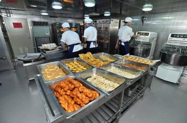 Цех по производству полуфабрикатов и кулинарии