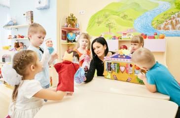 Детский центр со стабильным доходом