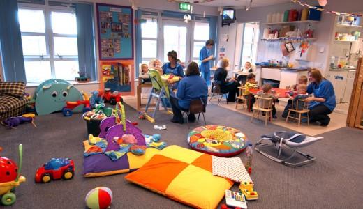Международный детский центр 10 лет работы