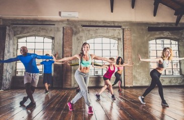 Студия танцев с помещением