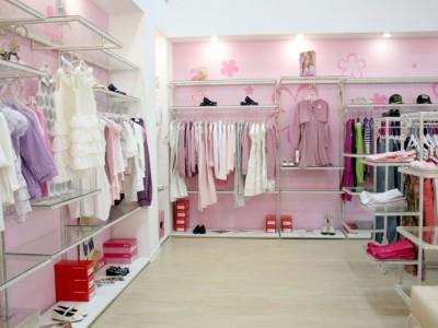 Магазин детской одежды в ТЦ