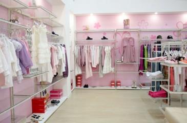 Магазин детской одежды в ТЦ (продано)