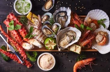 Магазин морепродуктов под ключ