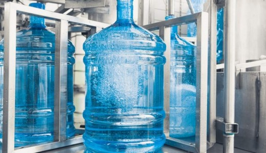 Производство питьевой бутилированной воды