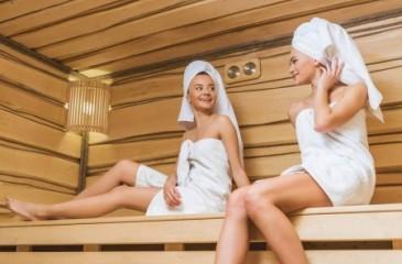 Уютная баня в центре города