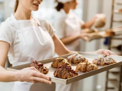Раскрученная пекарня