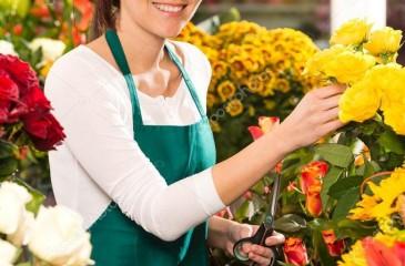 Магазин цветов в центре города (продано)