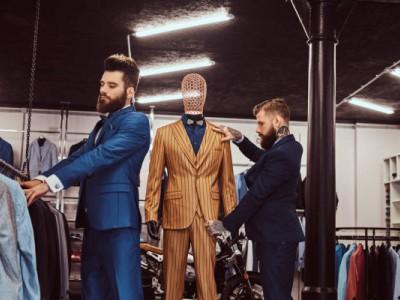 Магазин мужской одежды, собственность
