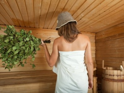 Известная баня в собственности