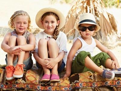 Раскрученный магазин детской обуви