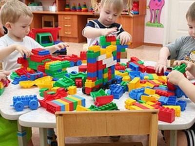 Детский сад в Октябрьском районе (продано)